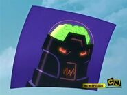 TT Teen Titans Rouges Brain DCAU BB The Brain
