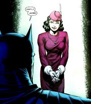 Batman Thomas and Martha Wayne Martha Wayne 0001