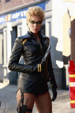 File:Green Arrow Black Canary 1-lindcherry.jpg