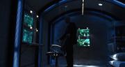 Luthor Mansion panic room