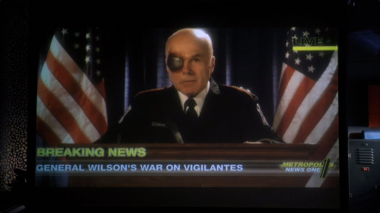 Slade Wilson Deathstroke Smallville Slade declares war on the