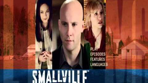 Smallville Season 1 DVD Menu Intro