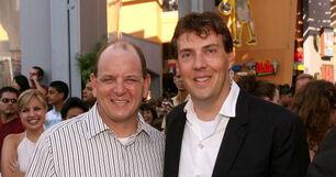 Smallville-creators-miles-millar-alfred-gough