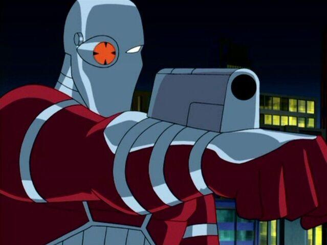 File:Batman Rouges Deadshot DCAU Deadshot.jpg