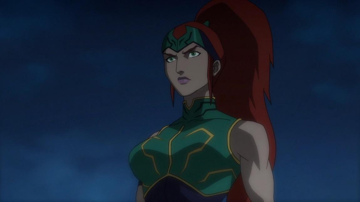 La Liga de la Justicia: El trono de Atlantis – Barba Pelis