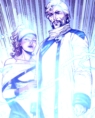 Jor-El and Lara