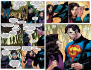 Lois reveals Clark identity