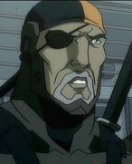 Slade Wilson Justice League The Flashpoint Paradox