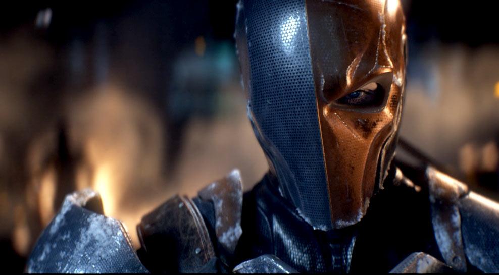 Slade Wilson Deathstroke Smallville FileDeathstroke