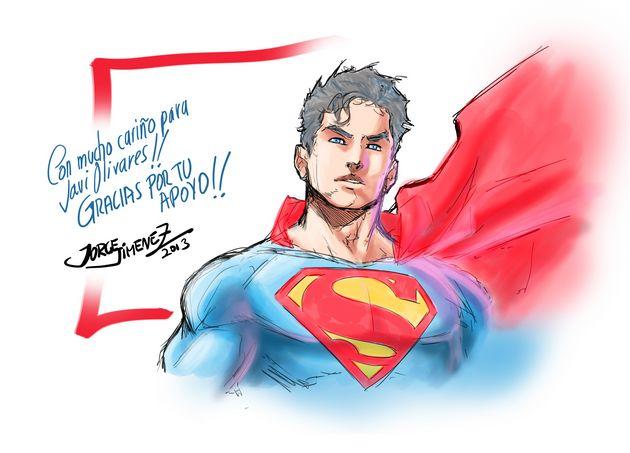 File:Superman by Jorge Jimenez.jpg