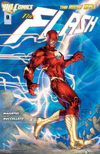 Flash Vol 4 3 Variant