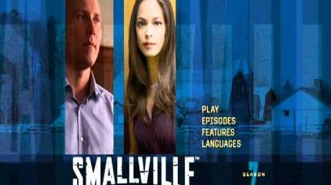 Smallville Season 7 DVD Menu Intro