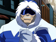 Flash rouges Captain Cold DCAU yj Captain Cold