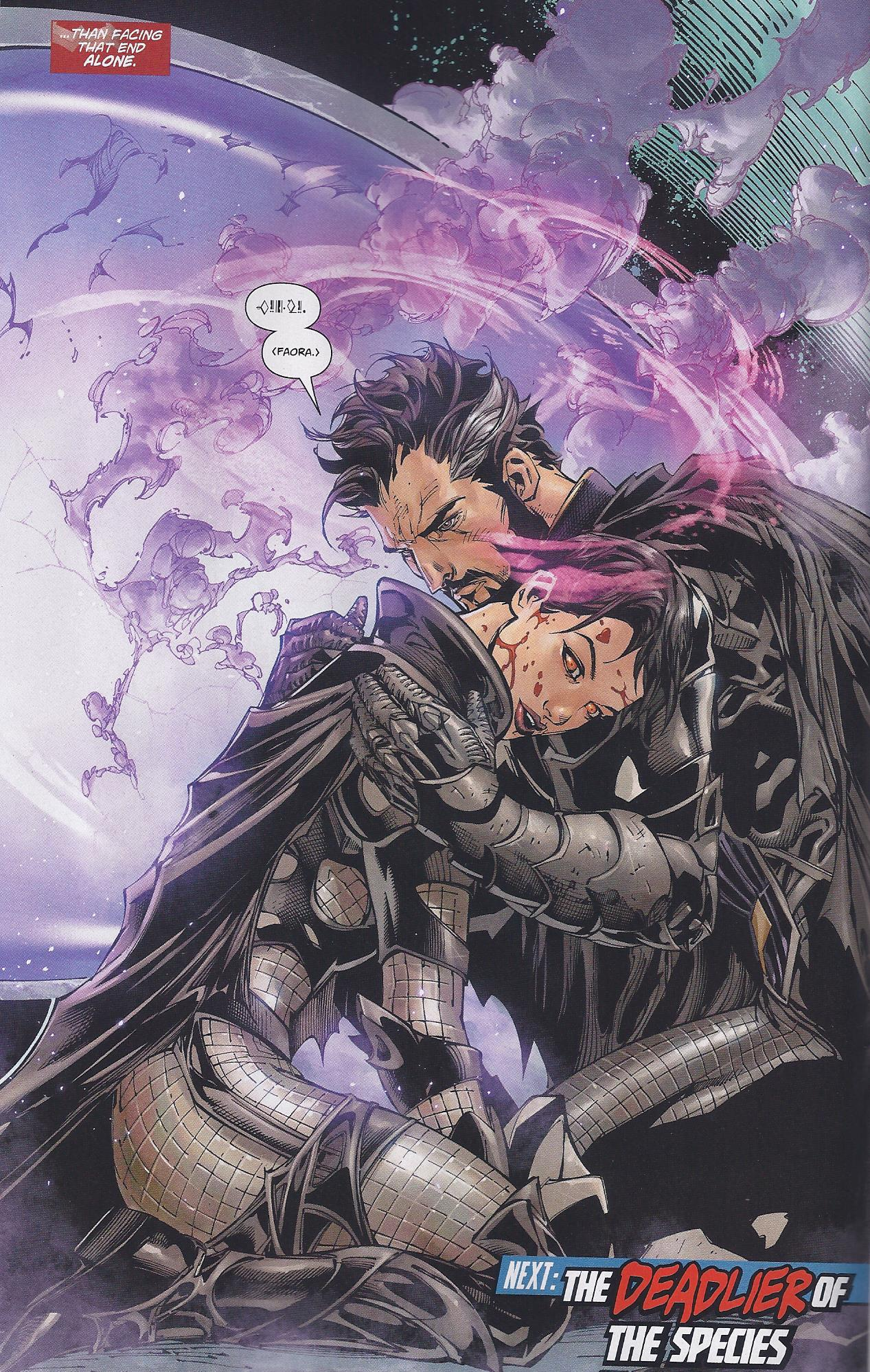 Zod And Faora Son Zod Frees Faora From The