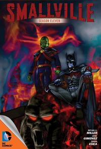 Smallville S11 E01 - Cover A