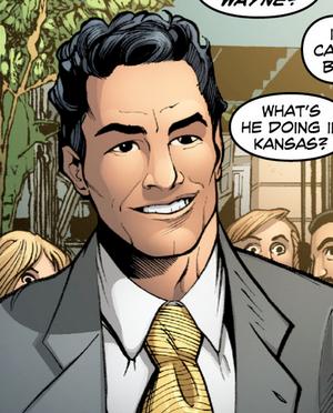 Bruce Wayne 001