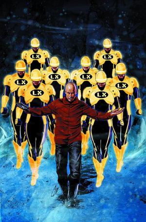 Smallville S11 Chaos I03 - Cover A - PA
