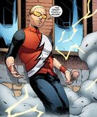 Flash Bart Allen SV S11
