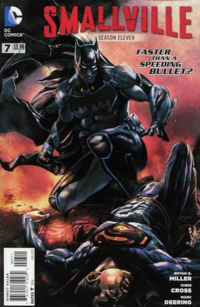 Smallville S11 I07 - Cover A