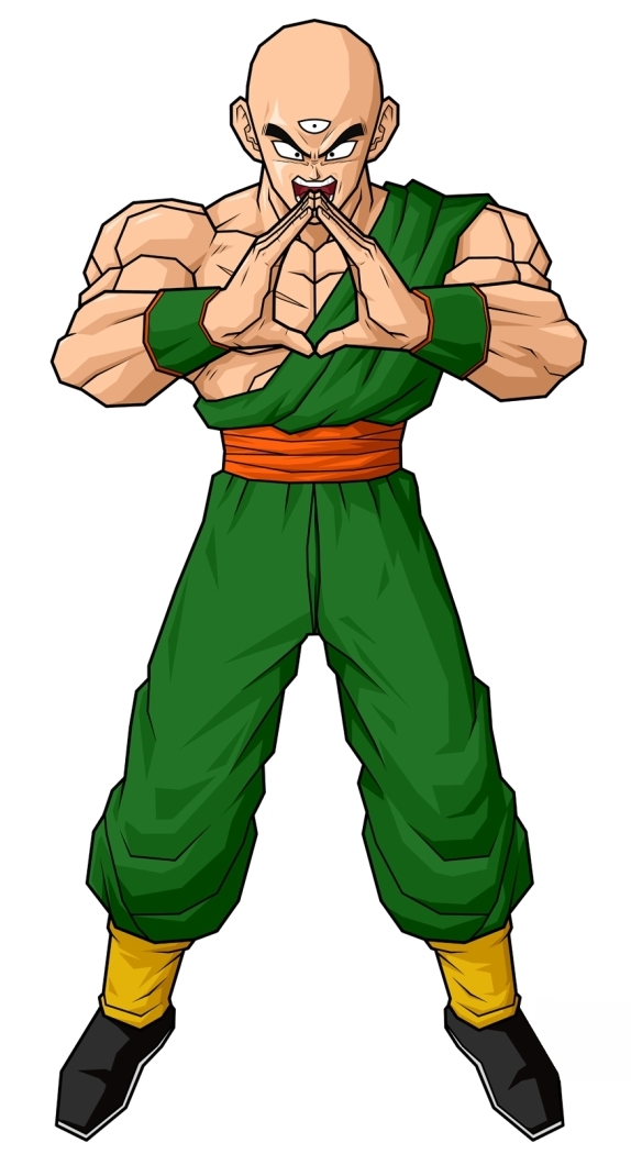 Tien Shinhan | World of Smash Bros Lawl Wiki | FANDOM ...