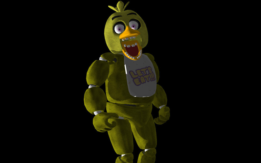 Image - Chica blarg.gif | Five Nights at Freddy&#39-s Wiki | FANDOM ...