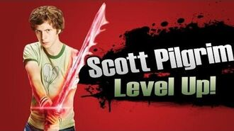 Smash bros Lawl X Character moveset - Scott Pilgrim