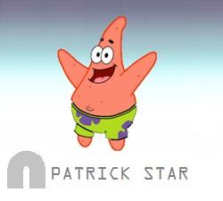 Sblg patrick star