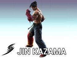 Jin Kazama SBL EX Intro