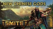 SMITE - New Chinese Gods