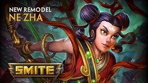 SMITE - New God Remodel - Ne Zha