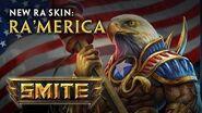 New Ra Skin Ra'merica