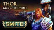 SMITE God Reveal - Thor, God of Thunder