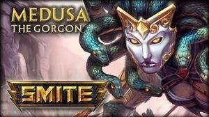 SMITE - God Reveal - Medusa, The Gorgon