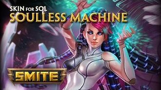 SMITE - New Skin for Sol - Soulless Machine