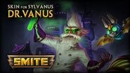 New Skin for Sylvanus - Dr