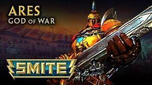 SMITE God Reveal - Ares, God of War