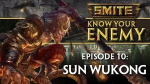 SMITE Know Your Enemy 10 - Sun Wukong