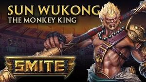 SMITE - God Reveal - Sun Wukong, The Monkey King