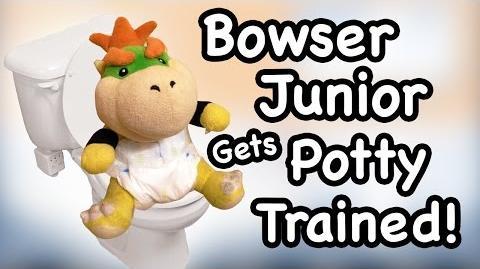 Image - Bowser jr plush.jpg | SuperMarioLogan Wiki | Fandom ...
