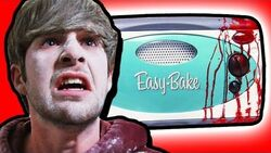 Paranormal Easy Bake Oven