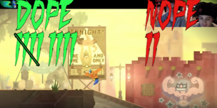 PUTTING THE MELEE IN GUACAMELEE (Dope or Nope)12
