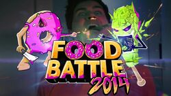A 2014 food battle