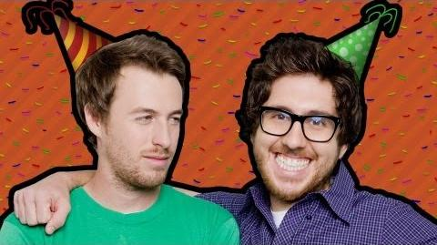 Party On! Ft. Jake and Amir