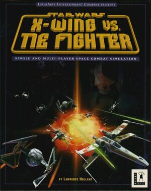 X-Wing vs TIE Fighter