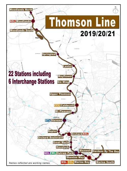 Thomson-East Coast Line MRT Stations | SMRT Stations Wiki | Fandom ...