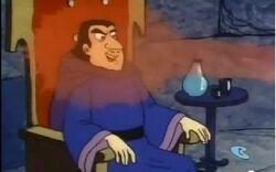 Count Gregorian