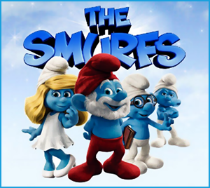 Smurfs-movie-poster