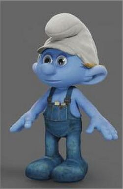 Handy Smurf Movie