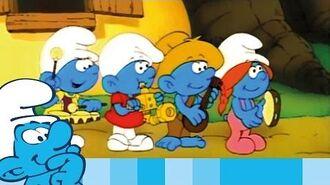 Especial de Halloween • Cantando com os Smurfs • Os Smurfs