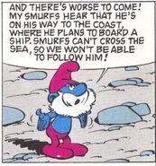 1958 Papa Smurf